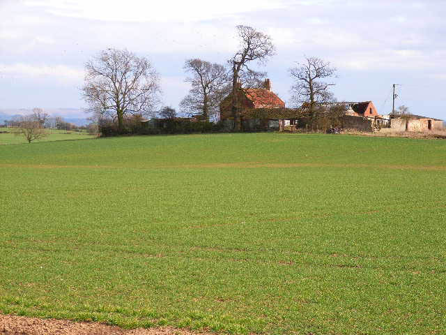 Greenberry Farm, near Scorton