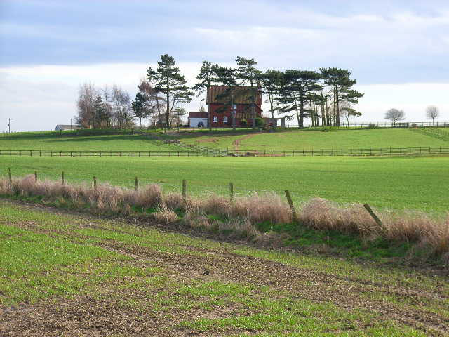 Rushwood, near Scorton