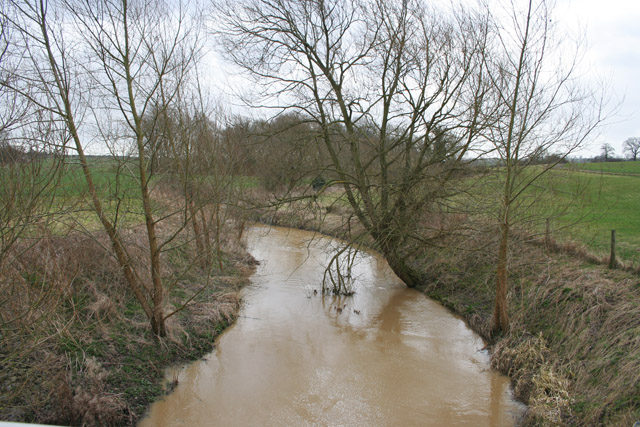 Gaddesby Brook, Ashby Folville