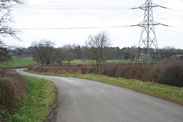 Countryside near Ashby Folville