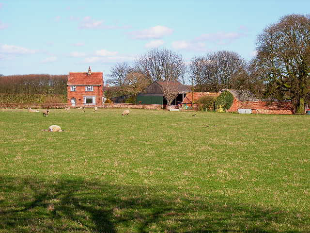 Barstow Hall Farm, Yafforth