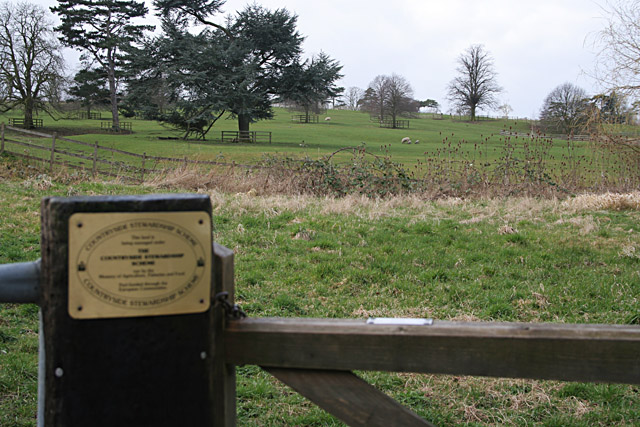Countryside at Ashby Folville