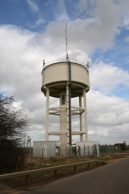 Gorse Lane Water Tower
