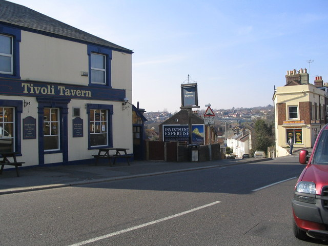 The Tivoli Tavern Pub