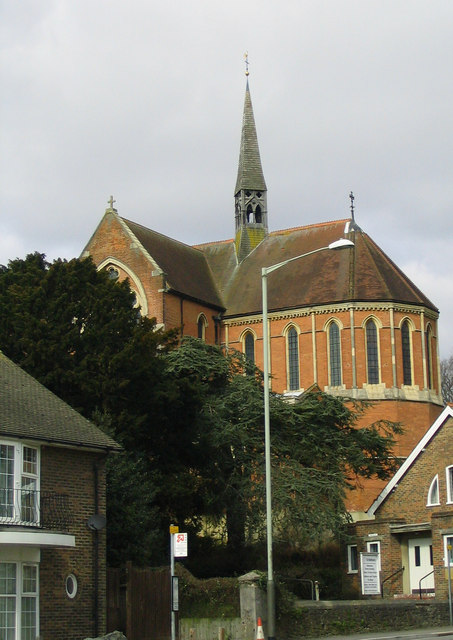 St Matthews Church, St Matthews Road, Silverhill, St Leonards on sea