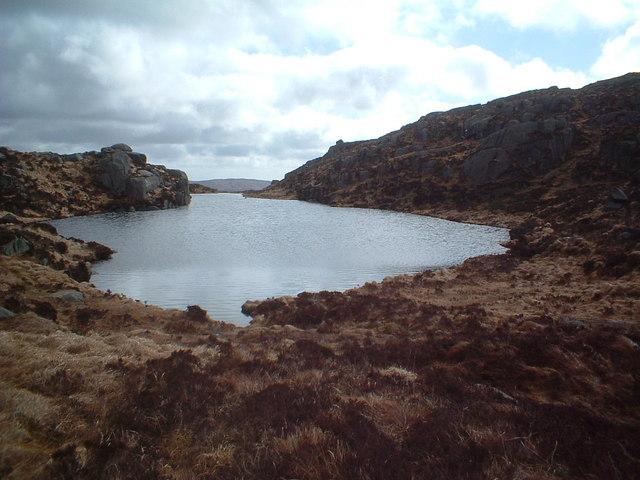 Dow Loch on Craiglee