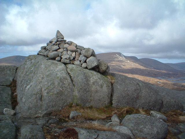 Craignaw cairn