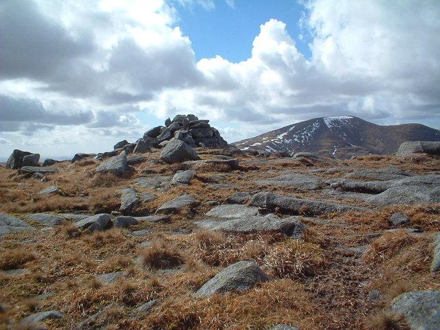 Mullwharchar cairn