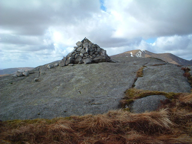 Dungeon Hill cairn