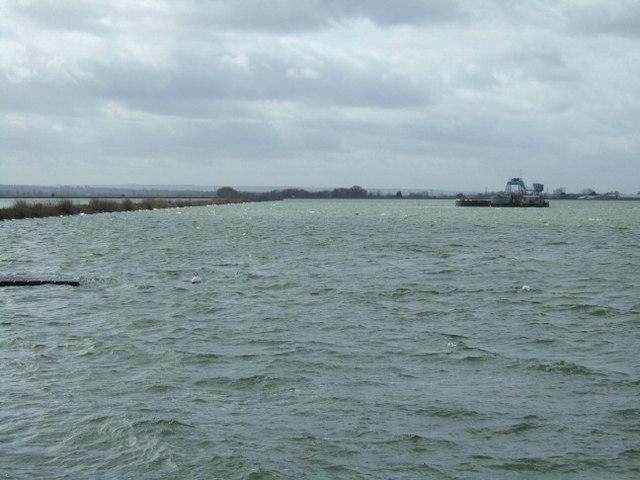 Queen Mary Reservoir