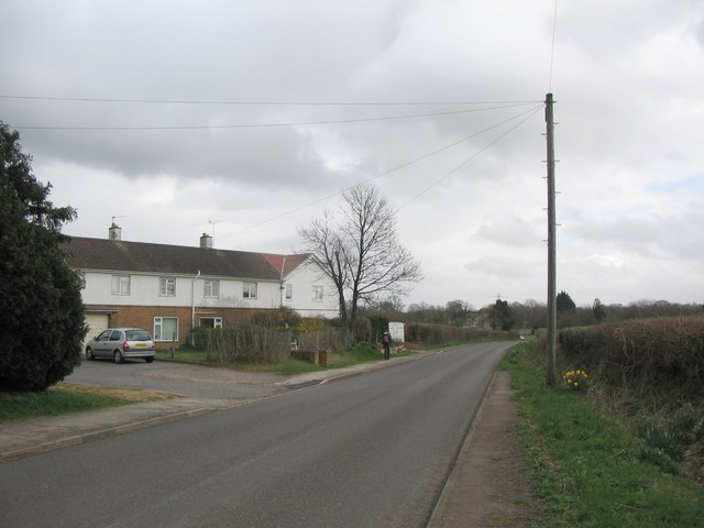 Dwellings near Kington St. Michael