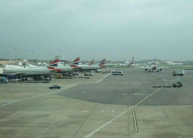 Airside Terminal 1