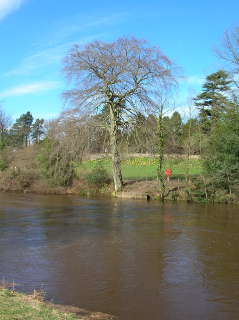 Across the Nidd