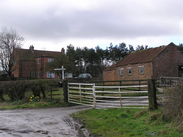Low Entercommon Farm.