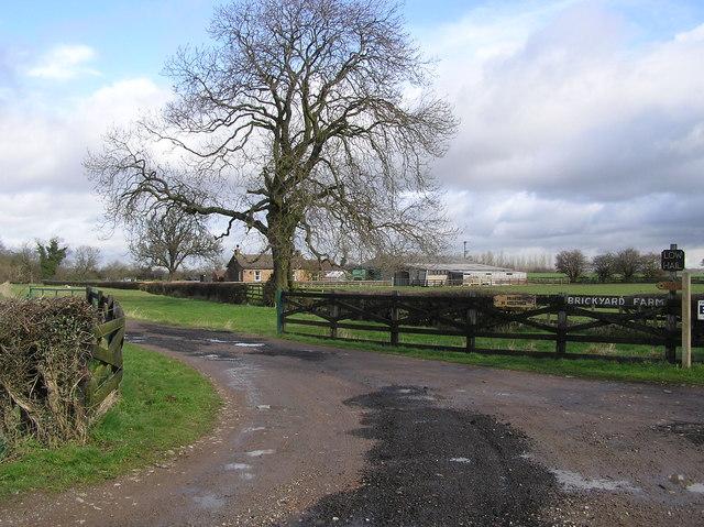Brickyard Farm.