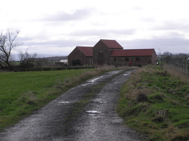 Tewit Castle Farm.