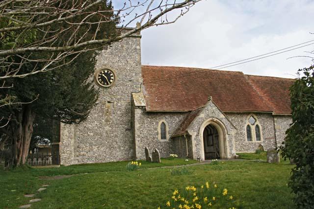 St Leonards Church, Grateley