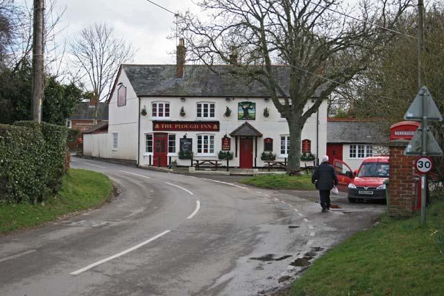 The Plough Inn, Grateley