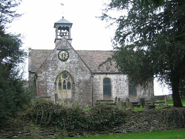 St Lawrence Church, Didmarton