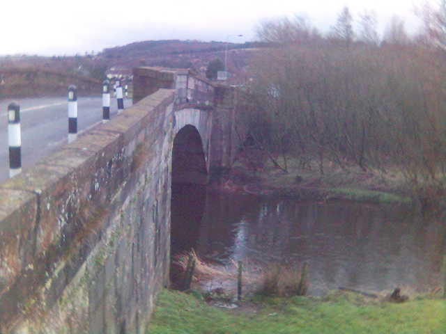 Garthland Bridge, Howwood