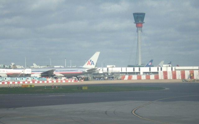 Airside Terminal 3