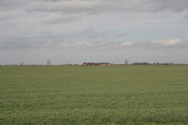 Fen Farm, Dunsby Drove
