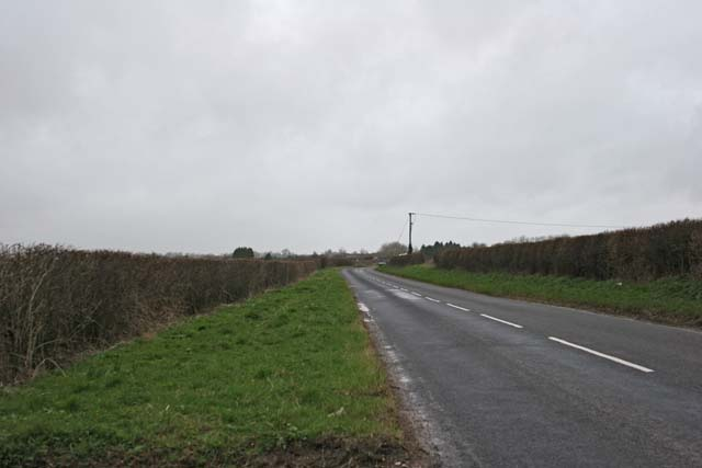Road from Kentsboro to Grateley