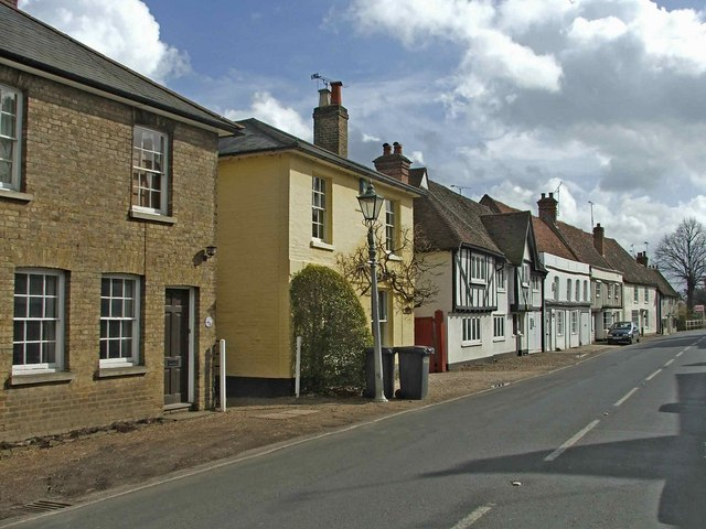 High Street, Much Hadham, Hertfordshire