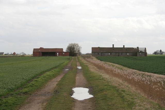 Derelict Fen Farm