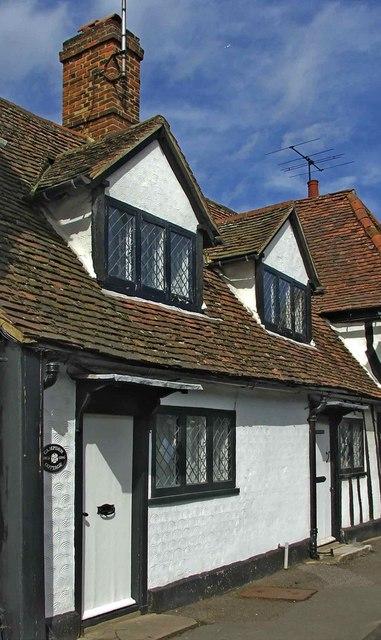 Campden Cottage, High Street, Much Hadham, Hertfordshire