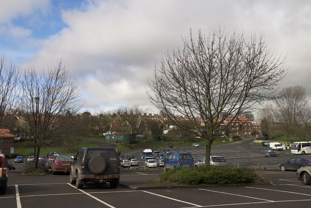 Car Park in Malton