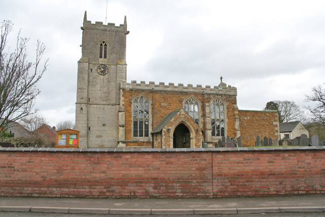 St Andrew's Church, Twyford