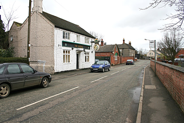 Main Street, Twyford, Leicestershire