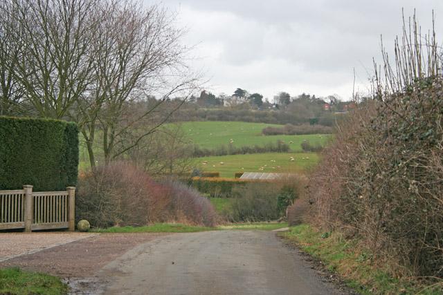 Countryside near Twyford