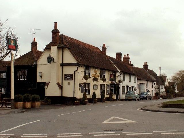 Fyfield village, Essex