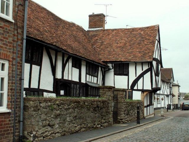 West Malling, Kent