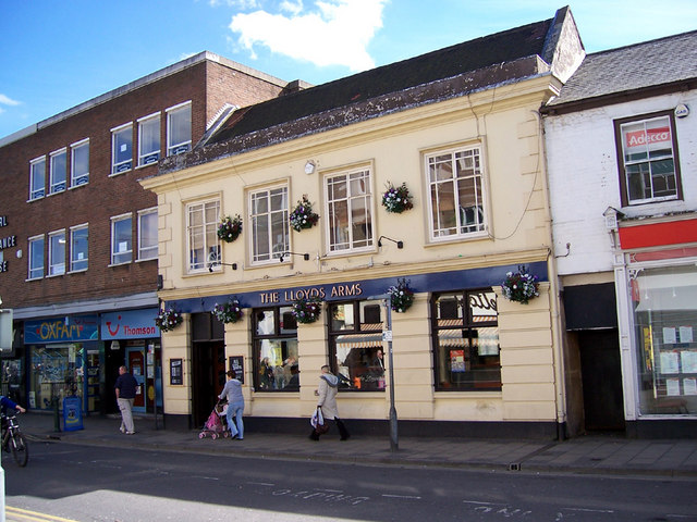 The Lloyds Arms, Grimsby
