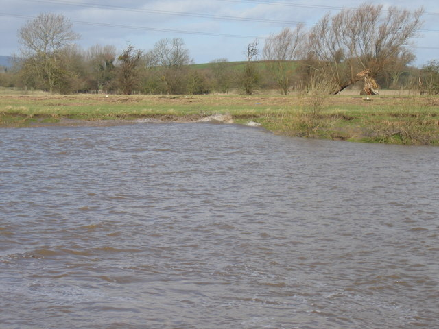 Severn Bore at Stonebench
