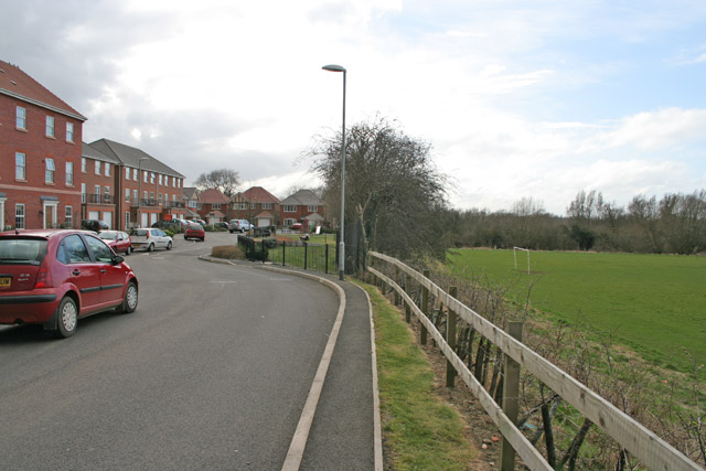 Jubilee Way, Syston