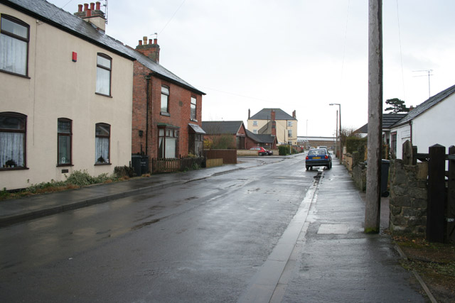 New Zealand Lane, Queniborough
