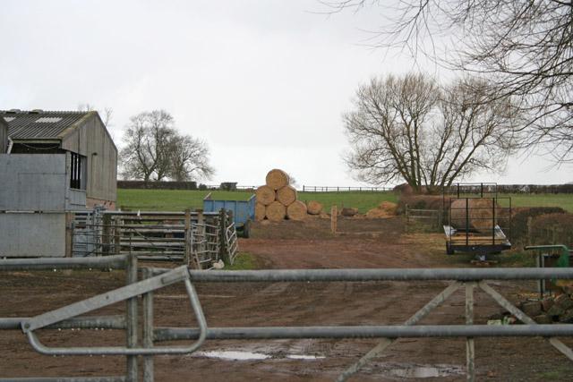 Farm near Queniborough