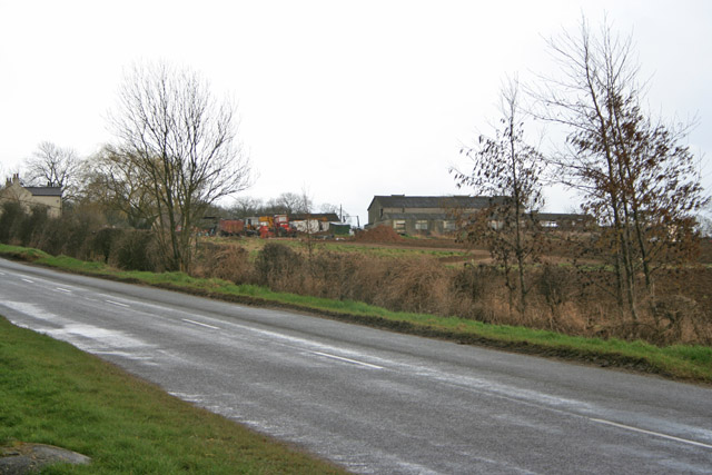 Hill Crest Farm, near Queniborough