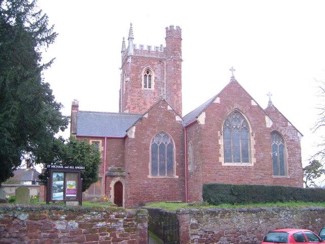 St Michael's Church, Alphington