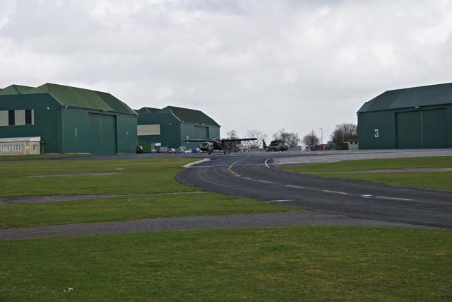 Middle Wallop Airfield