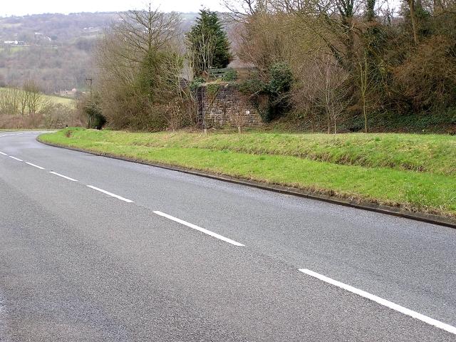 Site of Old Railway Bridge