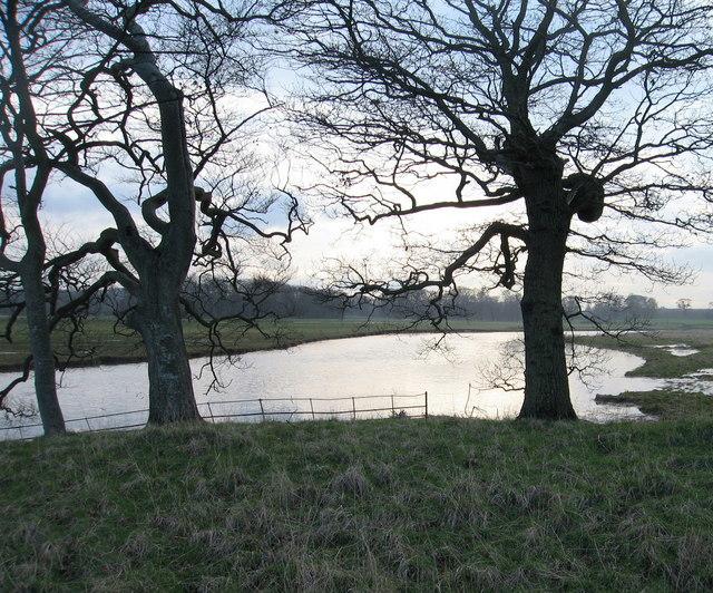 River Tyne at Tyninghame