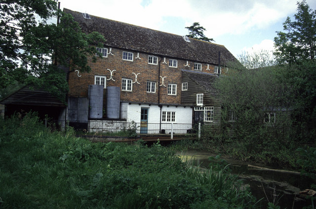Ashton Watermill