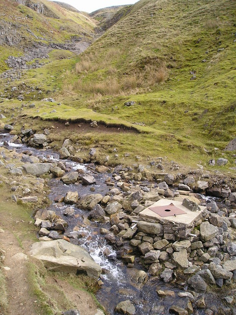 Dowber Gill Wham and Providence Pot