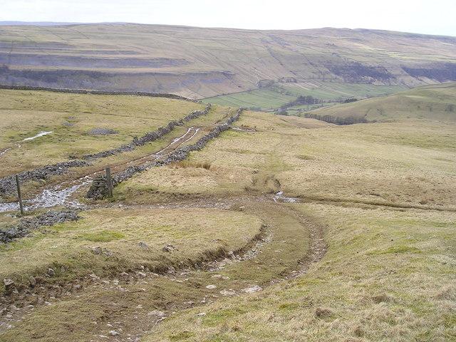 Old Cote Moor & Upper Wharfedale
