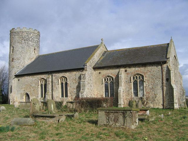 St Margaret's, Hardley